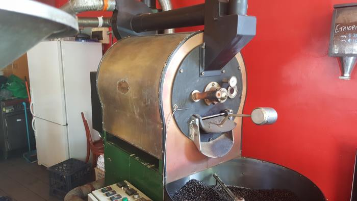Golden opportunity to pick up a cafe with a coffee roaster inner west of Sydney 1.jpg