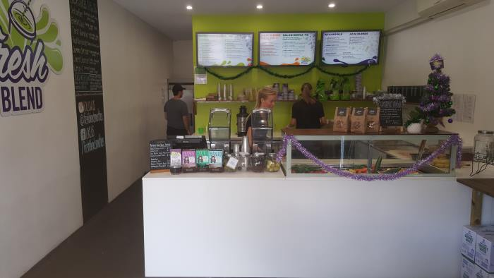 Fresh Blend juice bar and salad franchise opportunity great profits North Shore beach location in Sydney 2.jpg