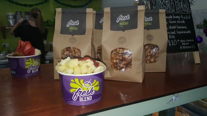 Fresh Blend juice bar and salad franchise opportunity great profits North Shore beach location in Sydney 4.jpg